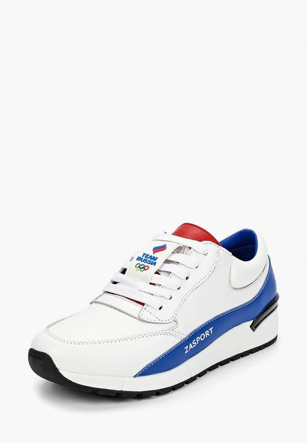 Фото - Кроссовки Zasport Zasport MP002XU0E7TB zasport кожаные кроссовки с олимпийской символикой