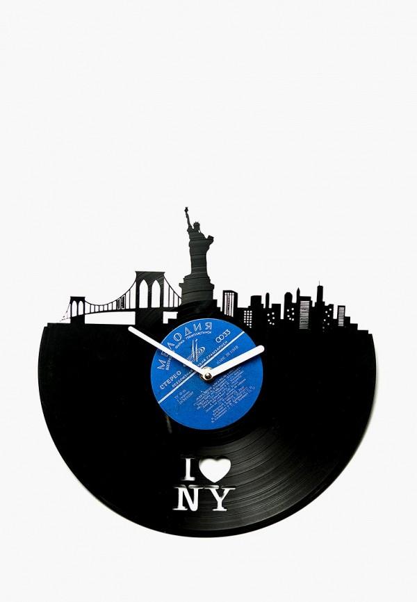 Купить Часы настенные SuperPupers, I love NY, mp002xu0e83c, Осень-зима 2018/2019