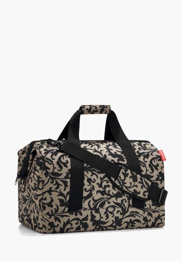женская дорожные сумка reisenthel, бежевая