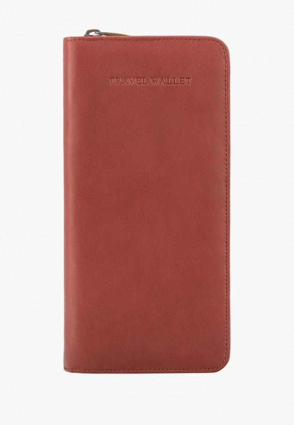 женский кошелёк visconti, коричневый