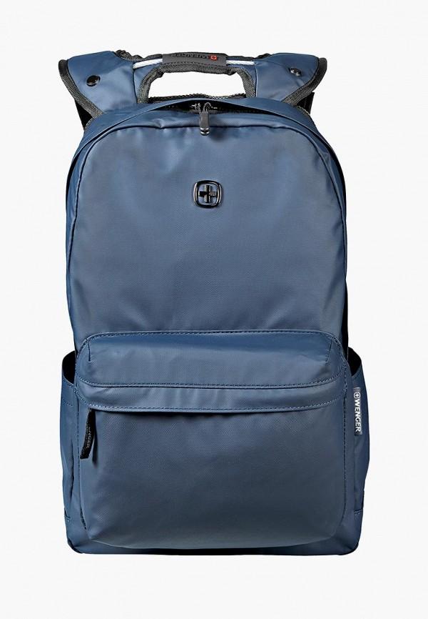 женский рюкзак wenger, синий