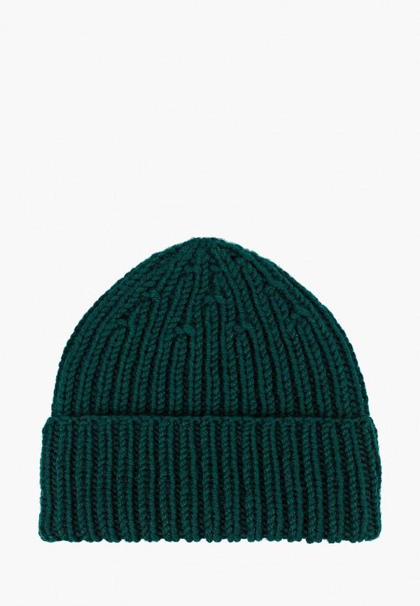 женская шапка check ya head, зеленая