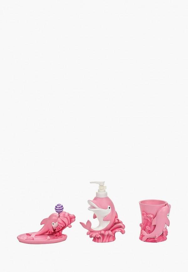 Набор аксессуаров для ванной Sofi De Marko Sofi De Marko MP002XU0E8RX набор для ванной комнаты sofi de marko вк 40 вк 40 пудра светло розовый