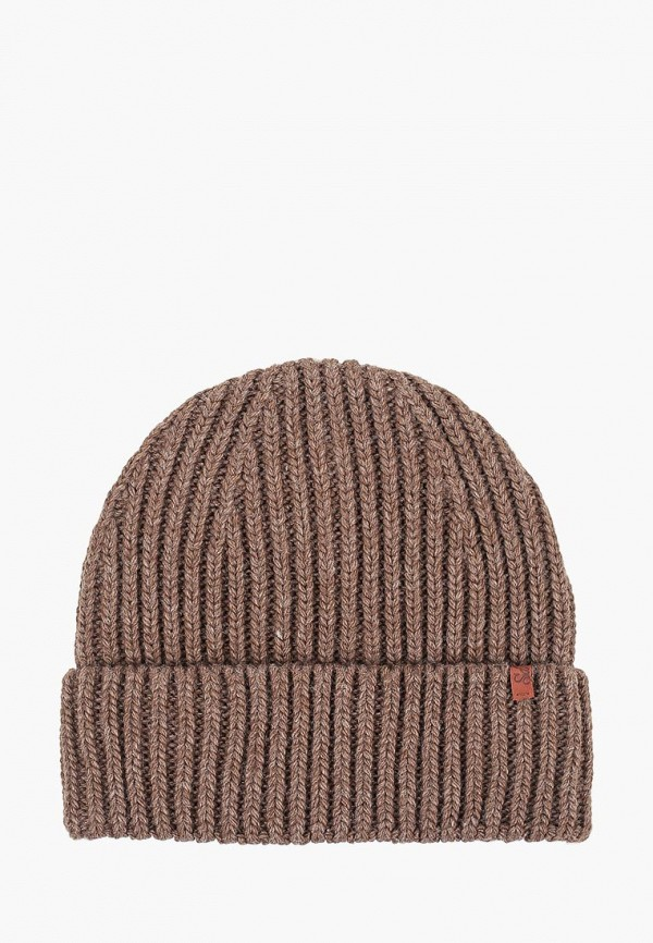 женская шапка sava mari, коричневая