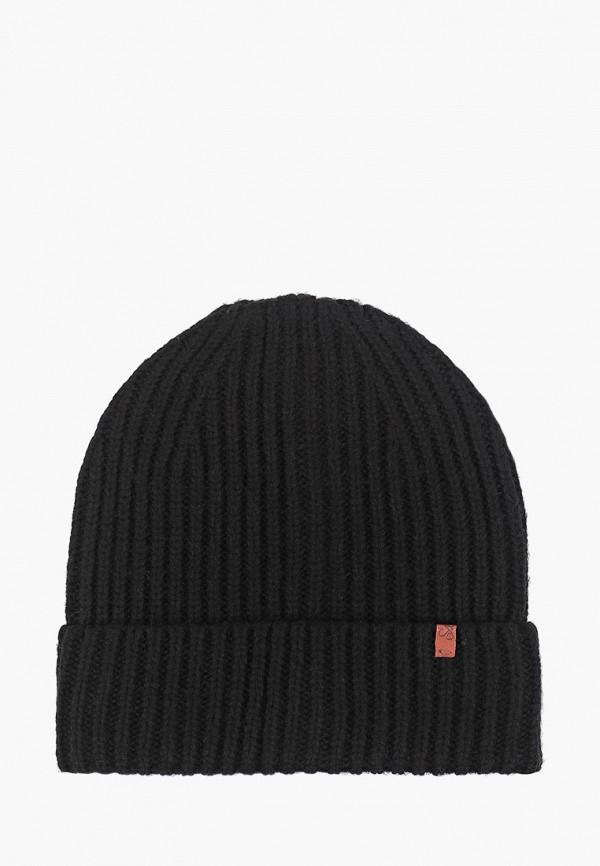 женская шапка sava mari, черная