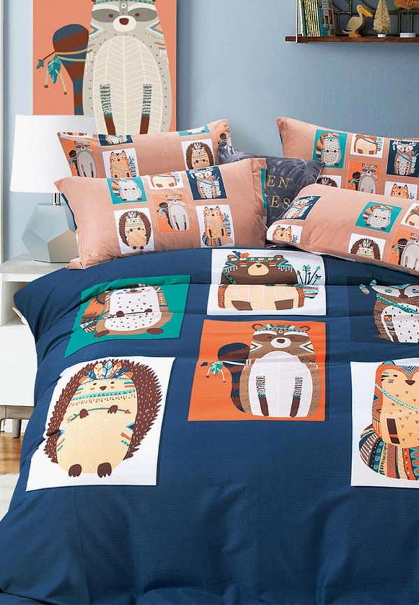 Постельное белье Евро Bellehome Bellehome MP002XU0E8W7 постельное белье евро la pastel постельное белье евро