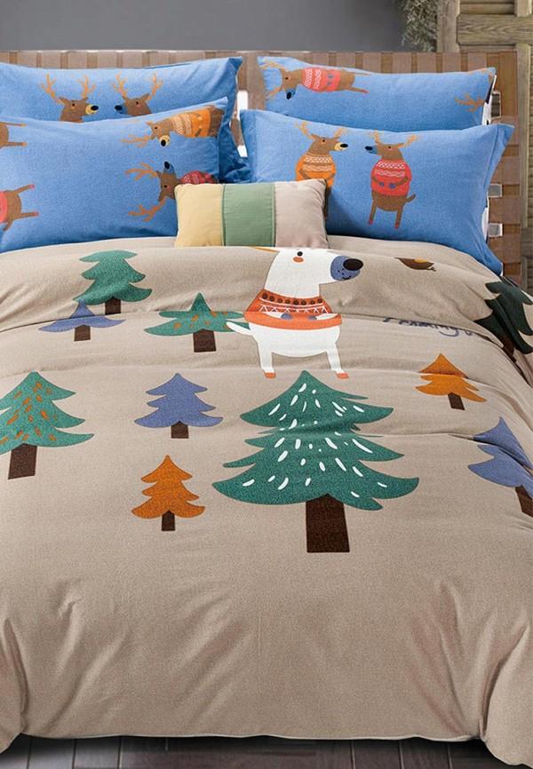 Постельное белье Евро Bellehome Bellehome MP002XU0E8W9 постельное белье famille постельное белье serana 2 сп евро