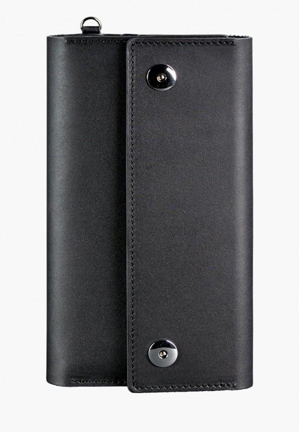 женский кошелёк blanknote, черный