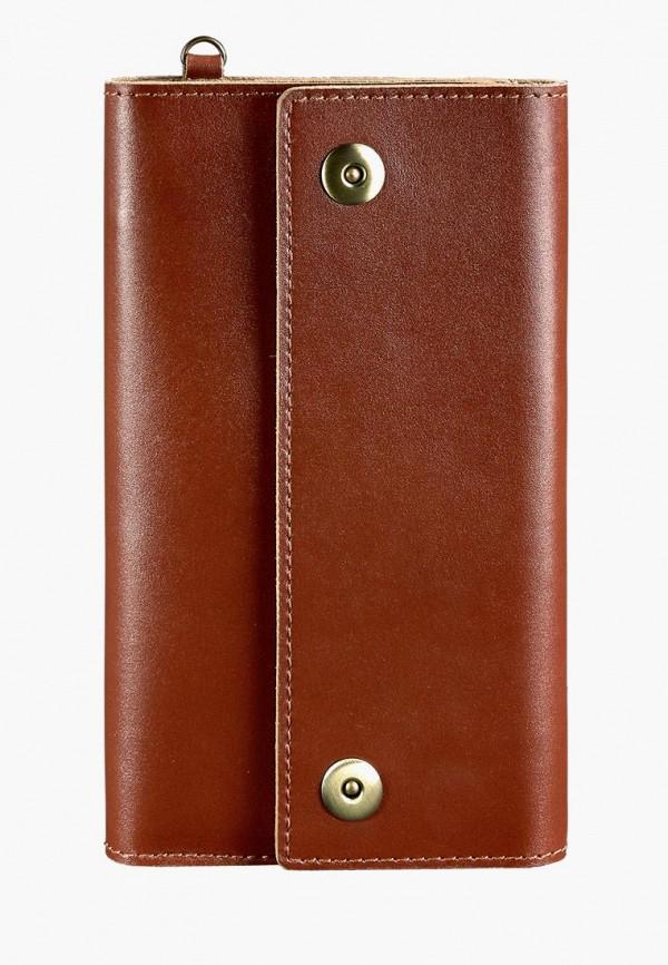 женский кошелёк blanknote, коричневый