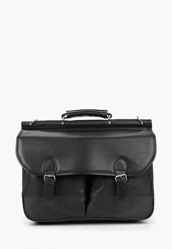 женский портфель dr.koffer, черный