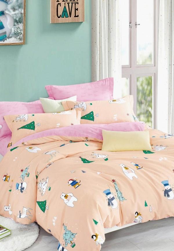 Купить Постельное белье детское Dream Time, бежевый, unisex, Весна-лето 2019, Детское постельное белье