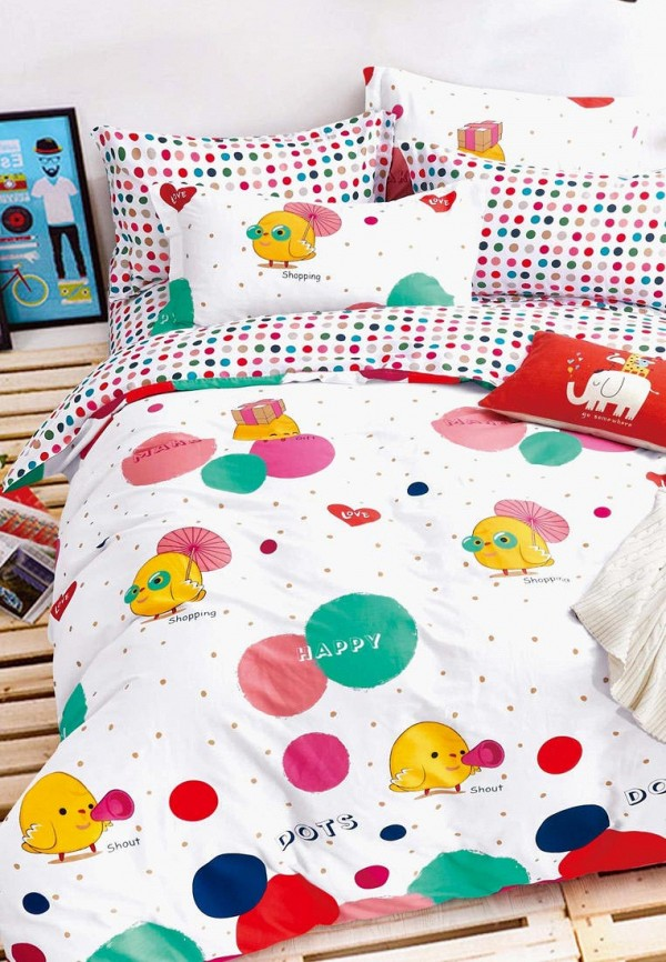 Постельное белье детское Dream Time Dream Time MP002XU0E971 детское постельное белье lime time детское постельное белье ажур цвет розовый 112х147 см