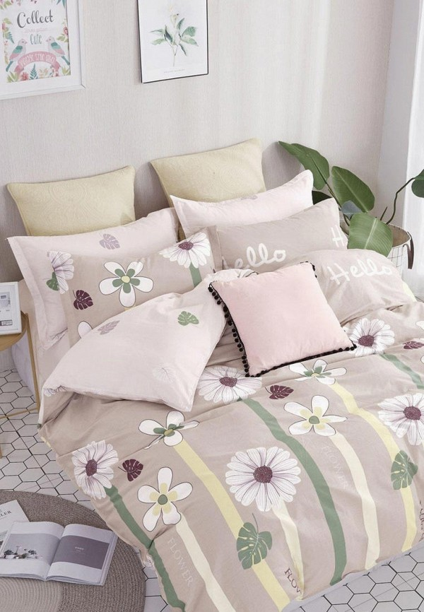 Постельное белье 1,5-спальное Dream Time Dream Time MP002XU0E977 постельное белье семейное dream time dream time mp002xu0e407