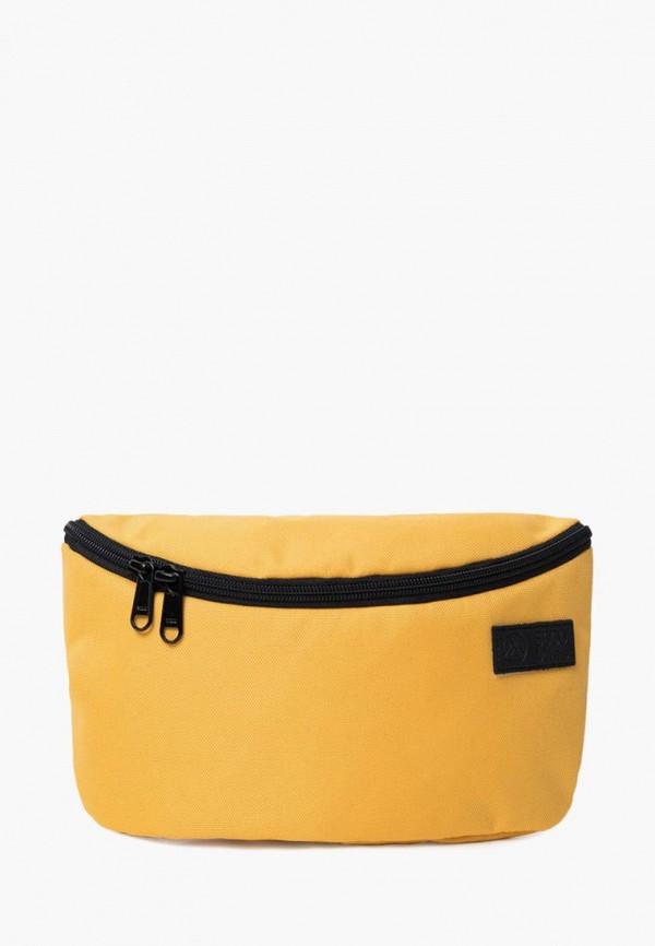 женская сумка 5000 miles, желтая