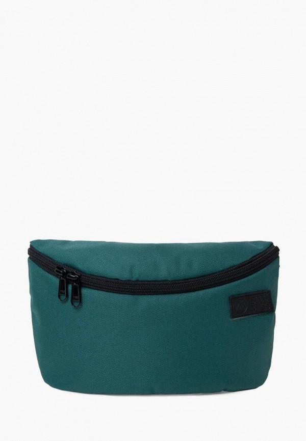 женская сумка 5000 miles, зеленая