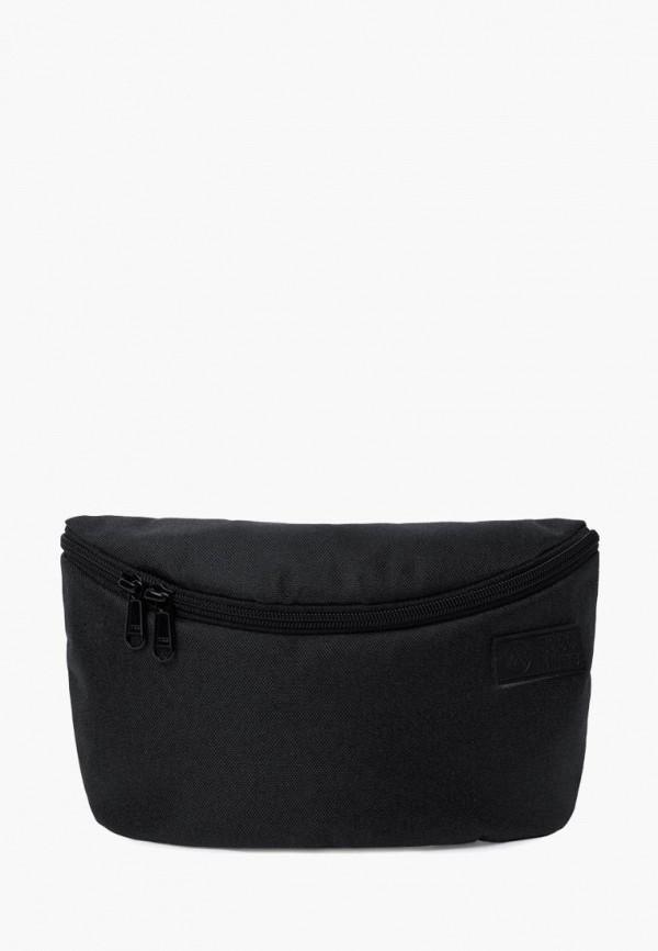 женская сумка 5000 miles, черная