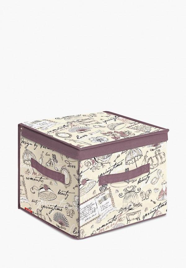 Короб для хранения Valiant Valiant MP002XU0E9CS valiant короб картонный малый travelling 2 шт