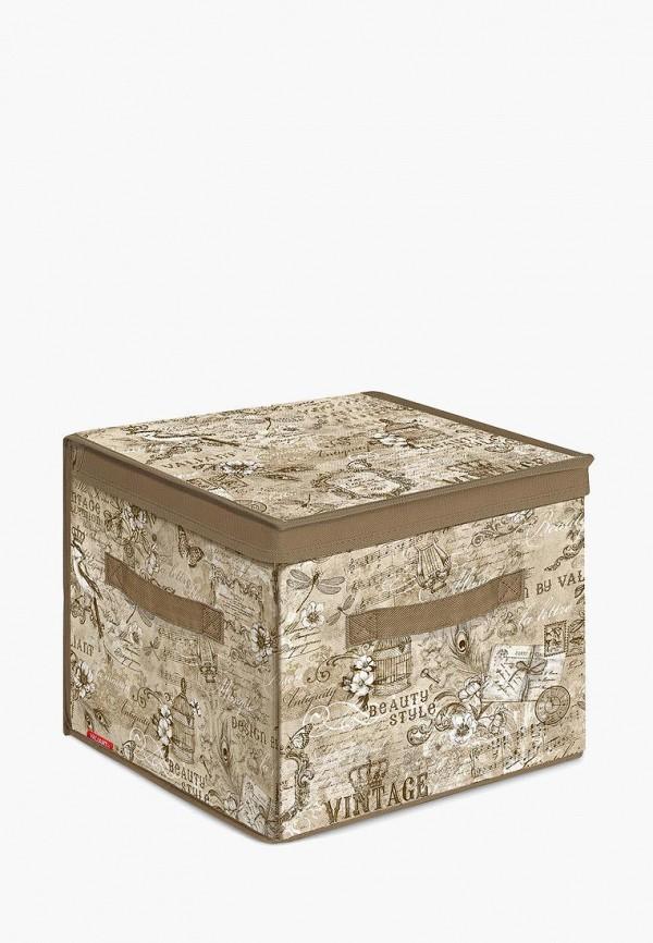 Короб для хранения Valiant Valiant MP002XU0E9DC valiant короб картонный малый travelling 2 шт