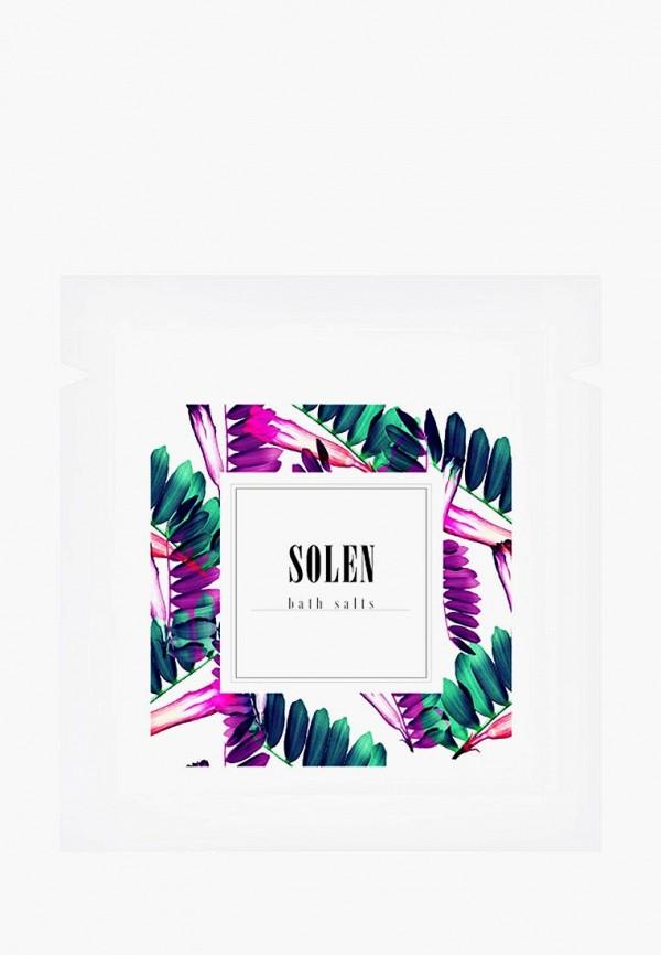 Купить Соль для ванн Solen, Exotic, 150 гр, mp002xu0e9dy, красный