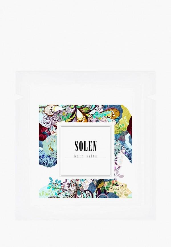 Купить Соль для ванн Solen, Chocolate, 150 гр, mp002xu0e9e0, коричневый