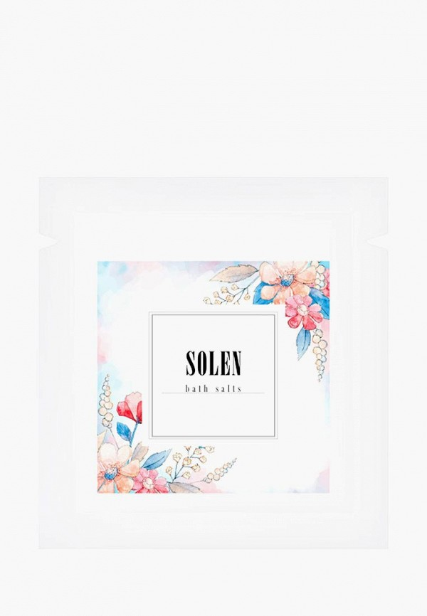 Купить Соль для ванн Solen, Relax, 150 гр, mp002xu0e9e1, белый
