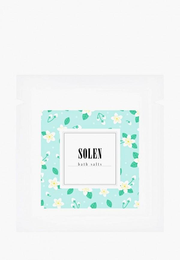 Купить Соль для ванн Solen, Jasmine, 150 гр, mp002xu0e9e2, бирюзовый