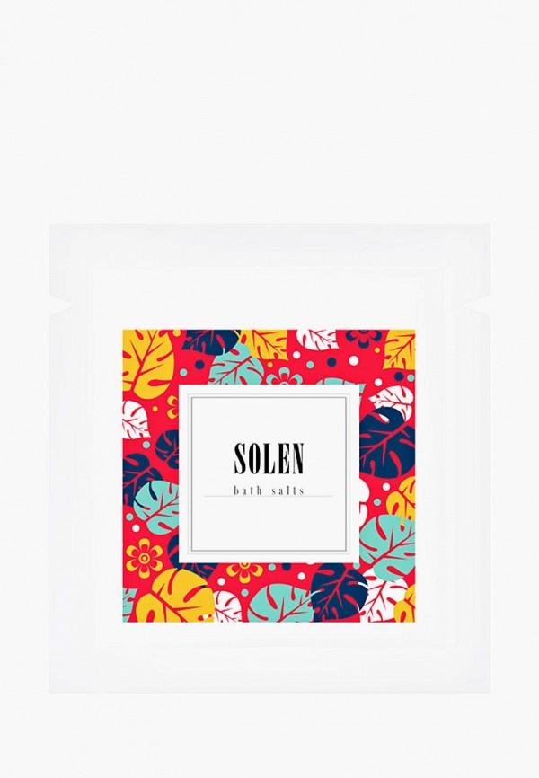 Купить Соль для ванн Solen, Orange, 150 гр, mp002xu0e9e3, оранжевый