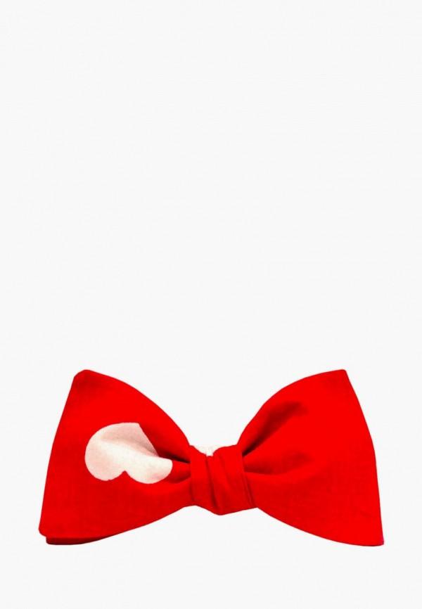 женские галстуки и бабочки krago, красные