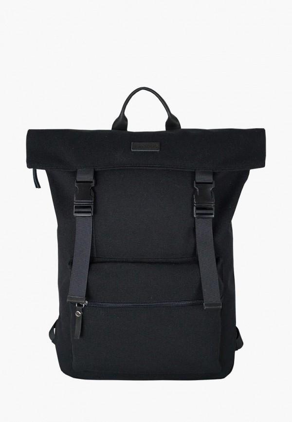 женский рюкзак exodus, черный