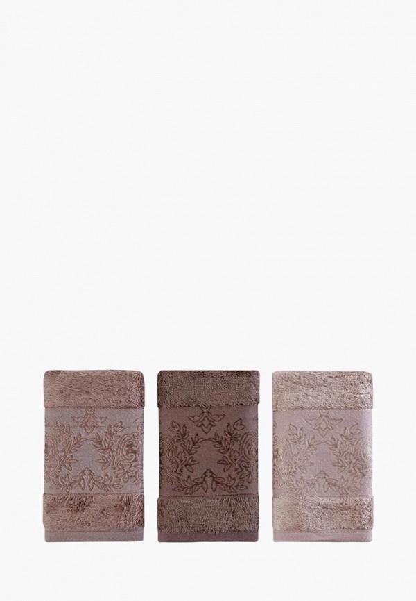 Набор полотенец кухонных Karna Karna MP002XU0E9UN набор кухонных полотенец karna вафельное c вышивкой devon 45x65 см 7 штук 1716