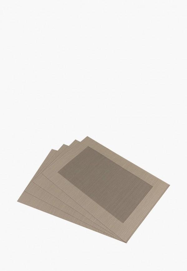Комплект салфеток сервировочных El Casa El Casa MP002XU0EA6Q кеды destra destra mp002xw18tid