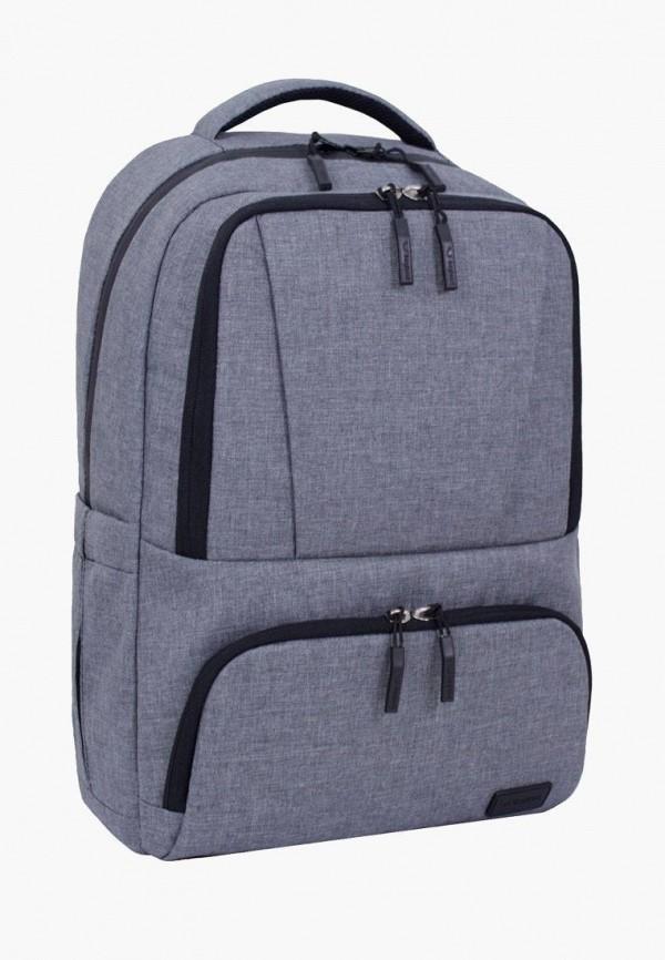 женский рюкзак bagland, серый