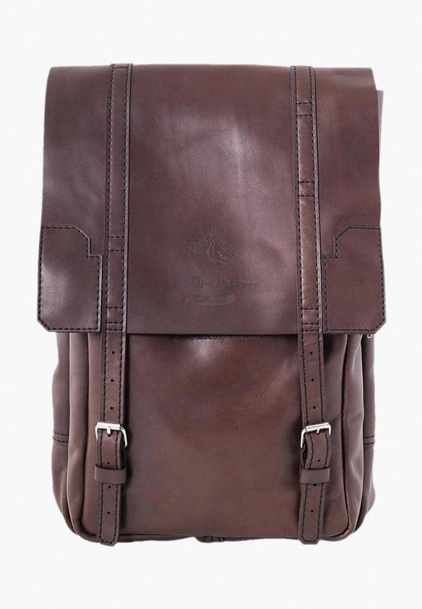 женский рюкзак deadhorse, коричневый