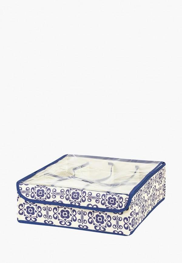 Органайзер для хранения El Casa El Casa MP002XU0EB6I коробки для хранения el casa органайзер для хранения геометрия стиля