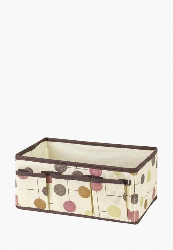 Органайзер для хранения El Casa El Casa MP002XU0EB91 коробки для хранения el casa органайзер для хранения геометрия стиля