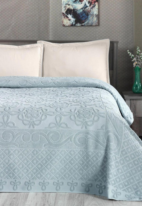 Купить Постельное белье 2-спальное Arya home collection, Estafan, mp002xu0ebfm, зеленый, Весна-лето 2019