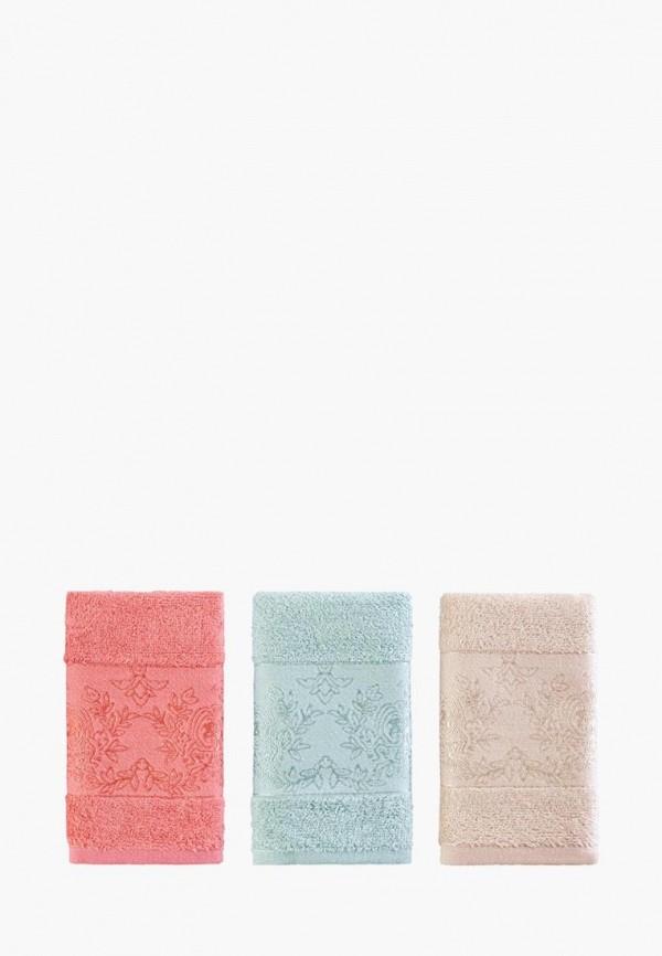 Набор полотенец кухонных Karna Karna MP002XU0EBHF набор кухонных полотенец karna вафельное c вышивкой devon 45x65 см 7 штук 1716