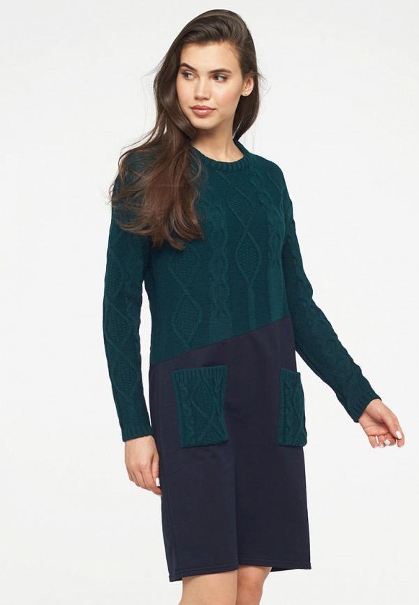женское платье-свитеры vay, разноцветное
