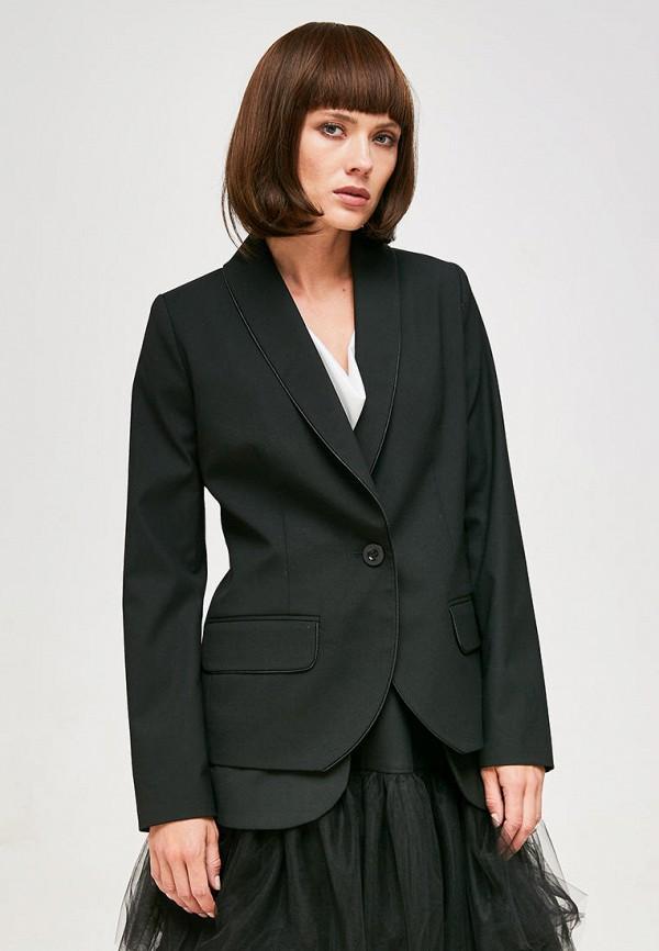 женский пиджак yulia'sway, черный