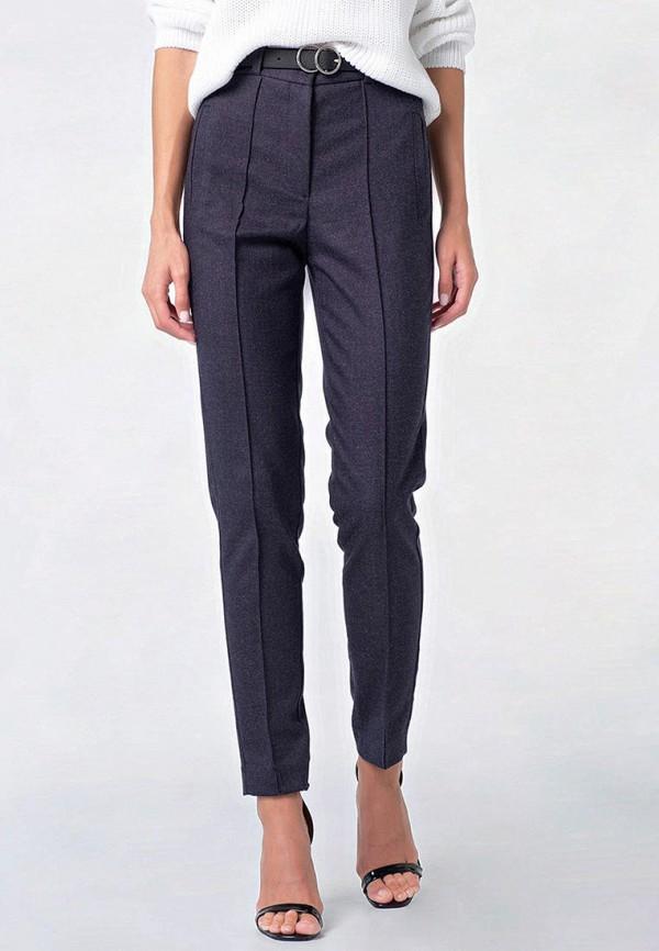 женские повседневные брюки fly, синие