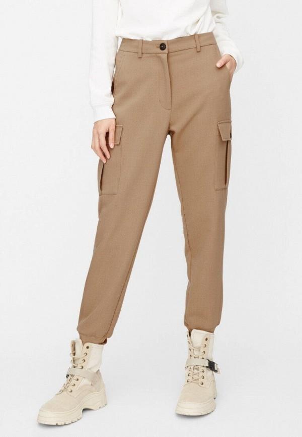 женские брюки marc o'polo, бежевые