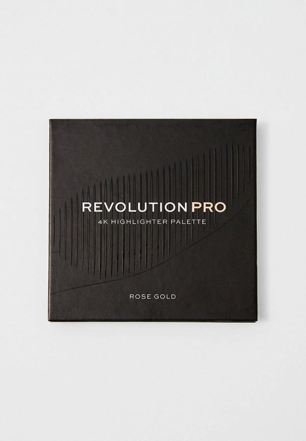 женский хайлайтер revolution pro, разноцветный