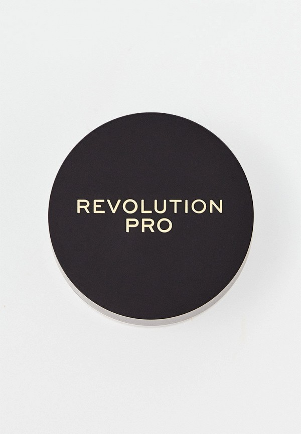 женская пудра revolution pro, белая