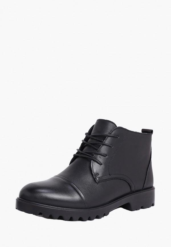 Купить Ботинки Alessio Nesca, mp002xw00mcu, черный, Весна-лето 2018
