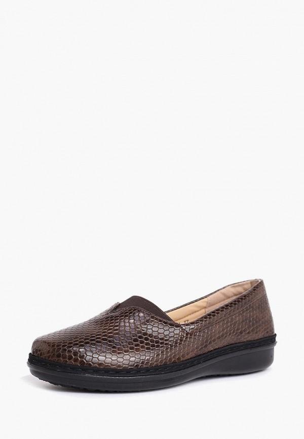 женские туфли kynuria, коричневые