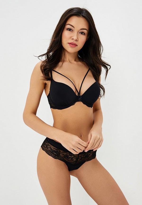 Бюстгальтер Ze:Bra lingerie Ze:Bra lingerie MP002XW00MOS sexy black lace hem lingerie with no falsies