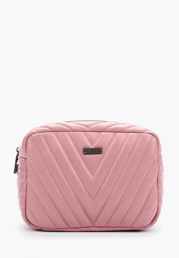 Купить Сумка Vitacci, mp002xw00mpu, розовый, Весна-лето 2018