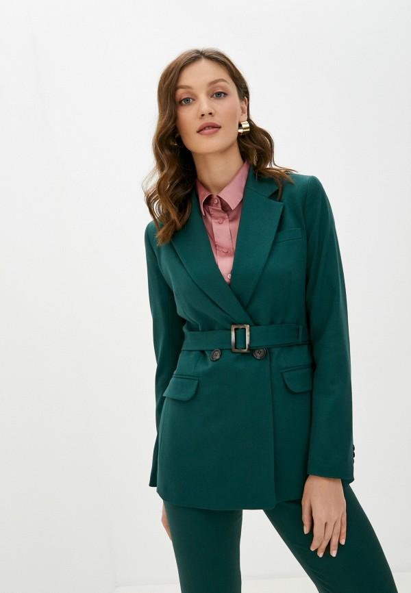 женский жакет la biali, зеленый