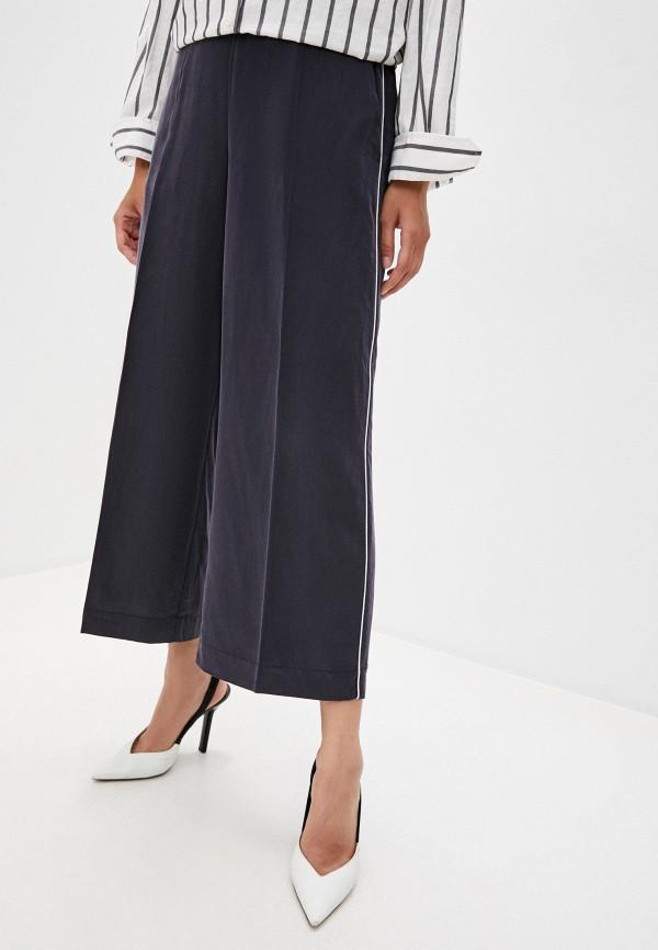 женские повседневные брюки boss, синие
