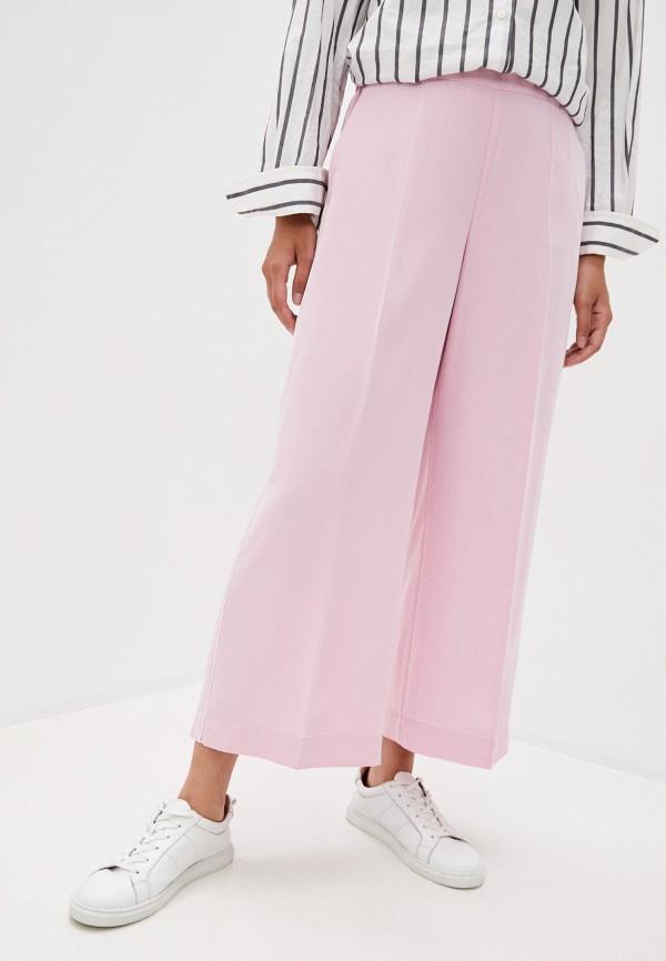 женские повседневные брюки boss, розовые